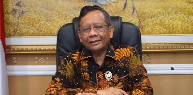 Mahfud MD: SBY Dan Moeldoko Sahabat Saya, Tapi Kami Bertiga Punya Sahabat Lain Yaitu Hukum