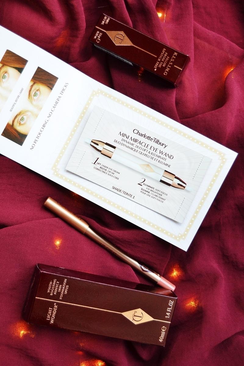 Charlotte Tilbury Free Makeup Samples