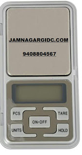 Buy Digital Pocket Weight Scale Jamnagar