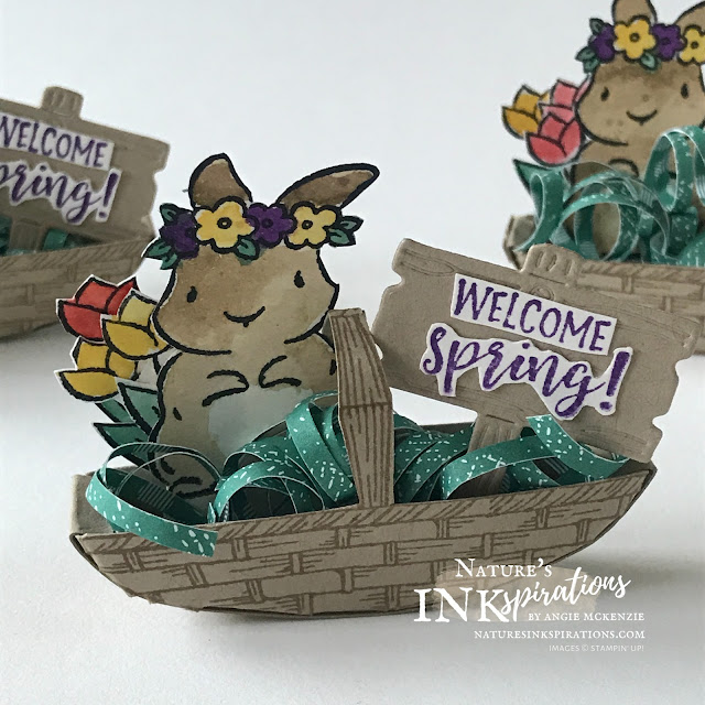 By Angie McKenzie for Around the World on Wednesday Blog Hop; Click READ or VISIT to go to my blog for details! Featuring the Basket of Blooms Photopolymer Stamp Set in the 2020-2021 Annual Catalog along with the Springtime Joy Photopolymer Stamp Set in the January-June 2021 Mini Catalog by Stampin' Up!®; #3Dprojects #baskets #stampinup #cardtechniques #papercrafting #basketofbloomsstampset #springtimejoystampset #fussycutting #chickdies #naturesinkspirations #watercoloringwithinks #handmadeprojects #diycrafts #easterdecorations #januaryjune2021minicatalog #janjun2021minicatalog #20202021annualcatalog #stampingtechniques #awowbloghop #aroundtheworldonwednesdaybloghop