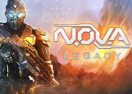Game N.O.V.A Legacy Mod Apk Offline For Android