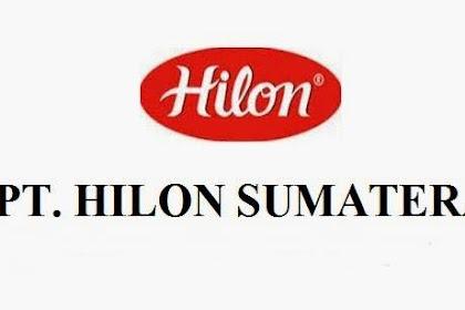 Lowongan PT. Hilon Sumatera Pekanbaru Oktober 2019