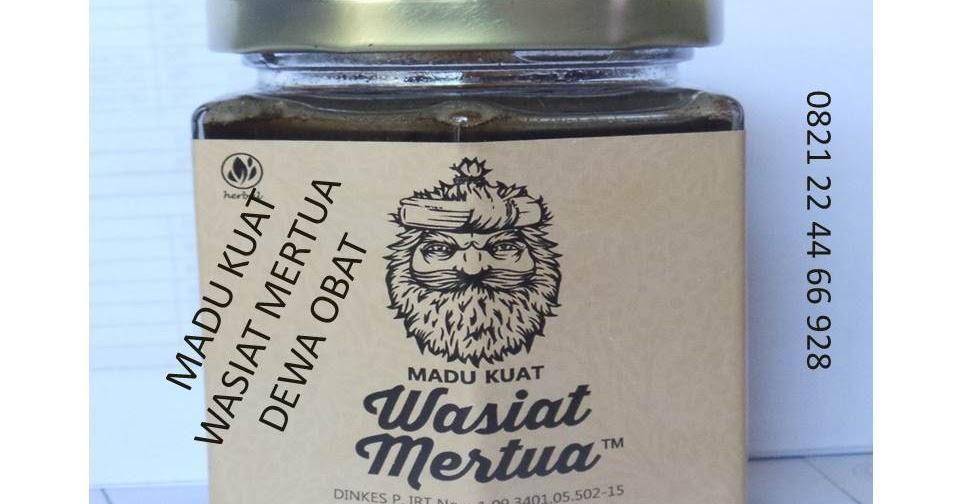 madu kuat wasiat mertua 5 x lebih tahan lama toko herbal