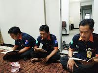 Karyawan BPRS Baktimakmur Indah mengikuti acara khotmil Qur'an