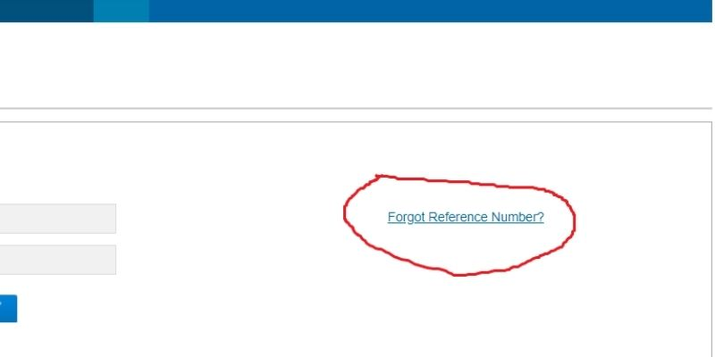 Retrieve Standard Chartered Credit Card Status reference number