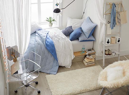 Do It Yourself Home Design: My Sweet Savannah: Pottery Barn Dorm