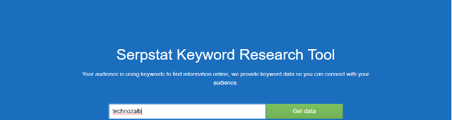 SERPS Free Google Keyword Research Tool