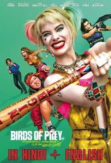 Birds of Prey (2020) Hindi Dual Audio Full Movie Download 480p 720p PreDVDRip