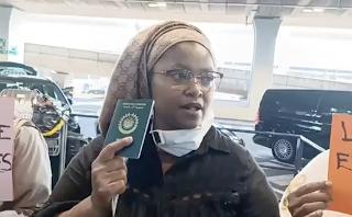«Faux. Fatima Issoufa n'a pas été refoulée des Comores»