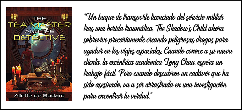 Un buque de transporte licenciado del servicio militar tras una herida traumática, The Shadow's Child ahora sobrevive precariamente creando peligrosas drogas para ayudar en los viajes espaciales. Cuando conoce a su nueva clienta, la excéntrica académica Long Chau, espera un trabajo fácil. Pero cuando descubren un cadáver que ha sido asesinado, va a ser arrastrada en una investigación para encontrar la verdad.