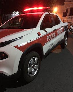 Policiais do 4º BPM realizam prisões por roubo, lesão corporal, violência doméstica e recuperam objetos roubados
