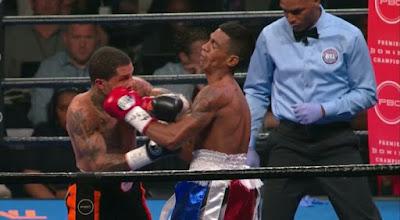 Gervonta Davis Knocks Out Ricardo Nunez