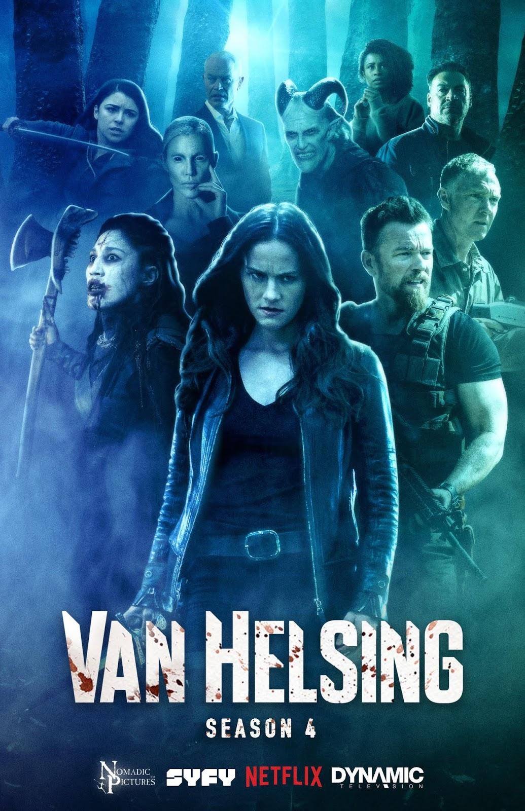 Van Helsing 4×3 Ingles Subtitulado 720p