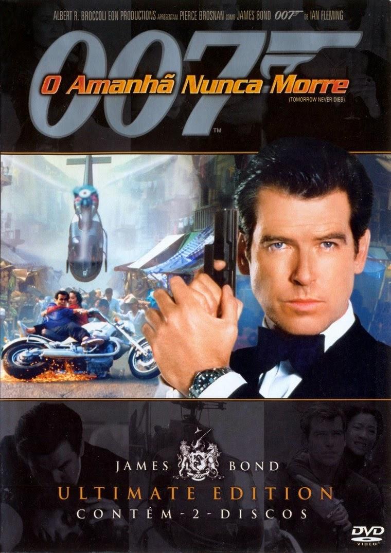 007: O Amanhã Nunca Morre – Legendado (1997)
