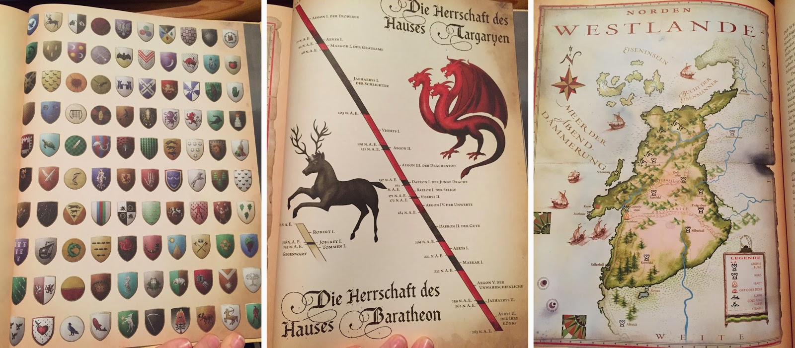 bücher game of thrones