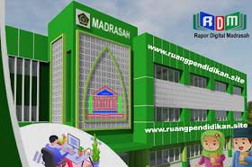 3 Versi Rapor Digital Madrasah (RDM) Tahun 2021