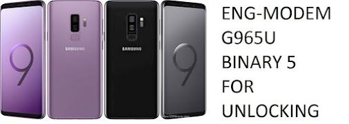 Download Samsung S9 SM-G960U ENG Modem G960USQU5ASE1 | Yemen-Pro