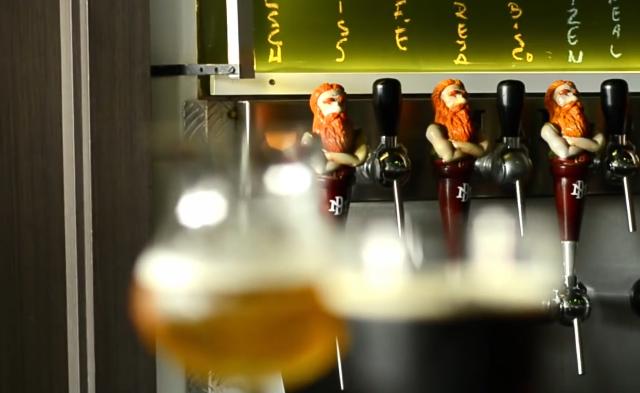 Mad Dwarf em Joinville - um incrível bar sem estilos