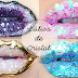 Trend alert: lábios de cristal