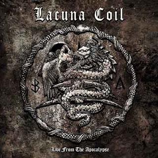 """Ο δίσκος των Lacuna Coil """"Live from the Apocalypse"""""""