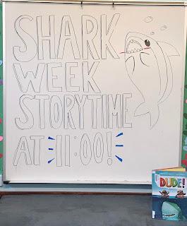 shark week storytime