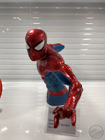 Toy Fair 2020 UK Monogram Bust Banks Marvel Comics Spider-Man