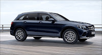 Mercedes GLC 300 4MATIC 2016