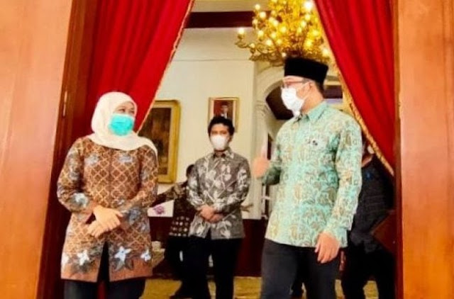Ridwan Kamil Heran Kunjungan Dinas Selalu Ditafsirkan ke 2024