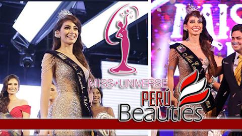 Miss Universe Ecuador 2018