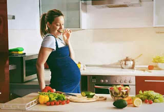 vegetables to eat during pregnancy