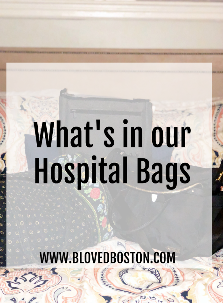 preparing for baby, getting ready to go to the hospital to have a baby, what to pack for new dad, what to bring for baby in the hospital