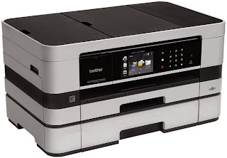 Brother MFC-J4610DW Printer Drivers Download