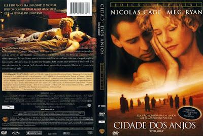 Filme Cidade dos Anjos (City Of Angels) DVD Capa