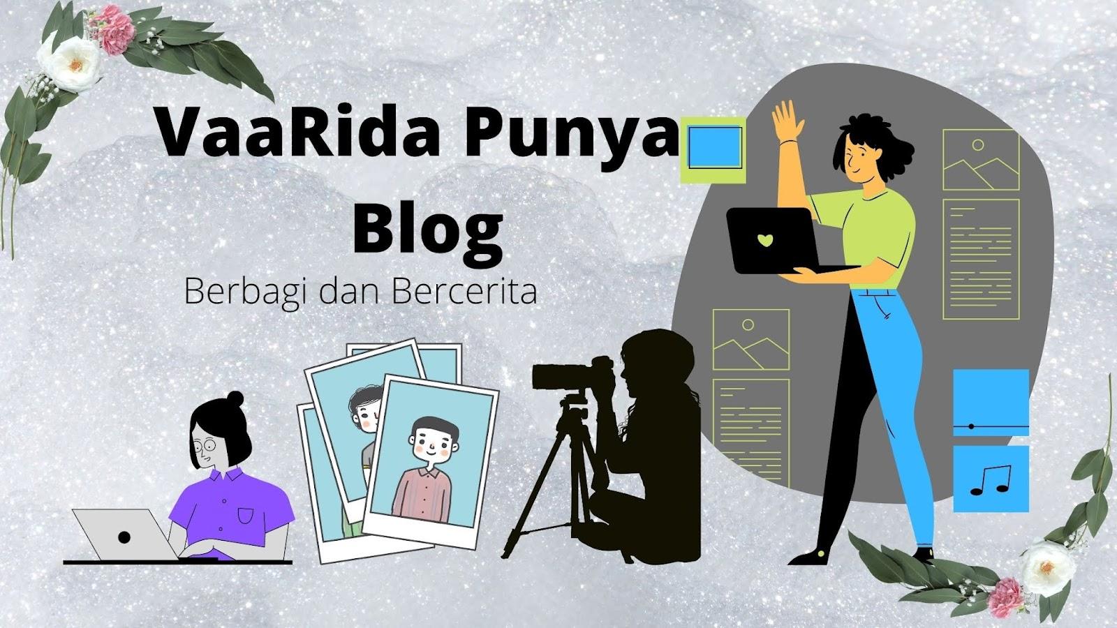 Blog VaaRida Punya
