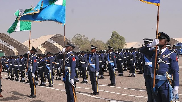 DAILY POST: Nigerian Air Force shortlists 920 candidates for training, issues directives