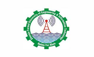 eportal.kfueit.edu.pk - KFUEIT Khwaja Fareed University of Engineering & Information Technology Jobs 2021 in Pakistan