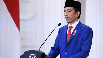 Seruan Jokowi Soal Uji Materi UU Ciptaker Dipertanyakan