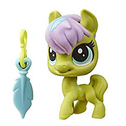 LPS Series 5 Lucky Pets Fortune Cookie Sprinkale (#No#) Pet