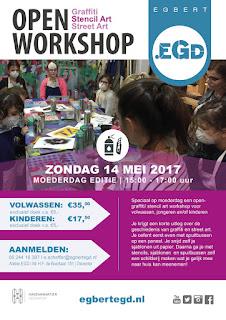 14/5 Moederdag Openworkshop.EGD