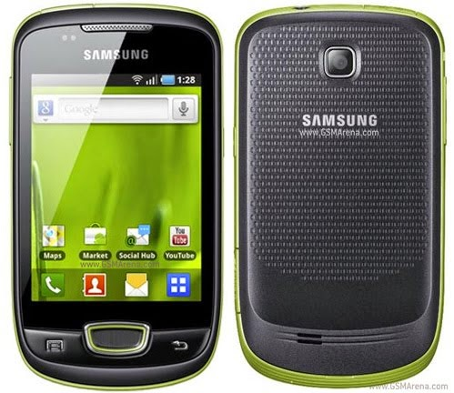 Samsung Android Galaxy Mini S 5570