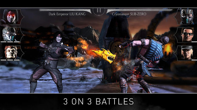 Mortal Kombat Android apk mod download