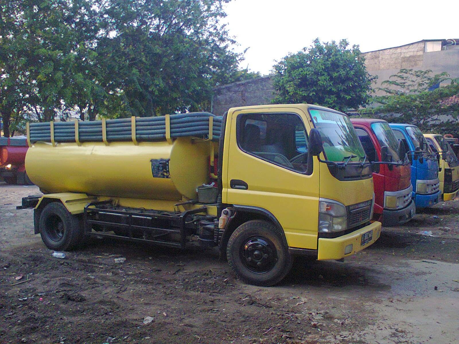 Jasa Sedot Limbah Area Yogyakarta