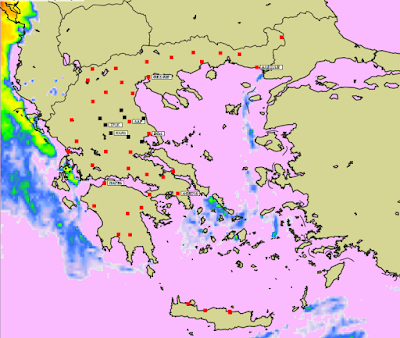 5 - Πρόγνωση Ελλάδας-Θεσσαλίας 24-26/1/2020