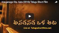 Anaganaga Oka Aata (Once upon a time, A game ) Telugu thriller shhortfilms 2016