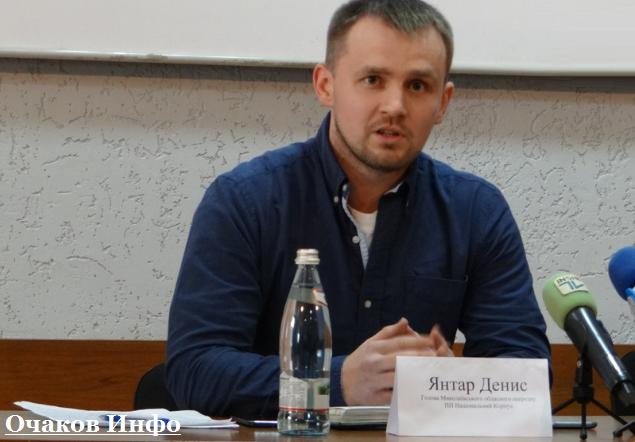 Глава николаевского Нацкорпуса требует отстранения от должности начальника филиала «Дельта-лоцмана»
