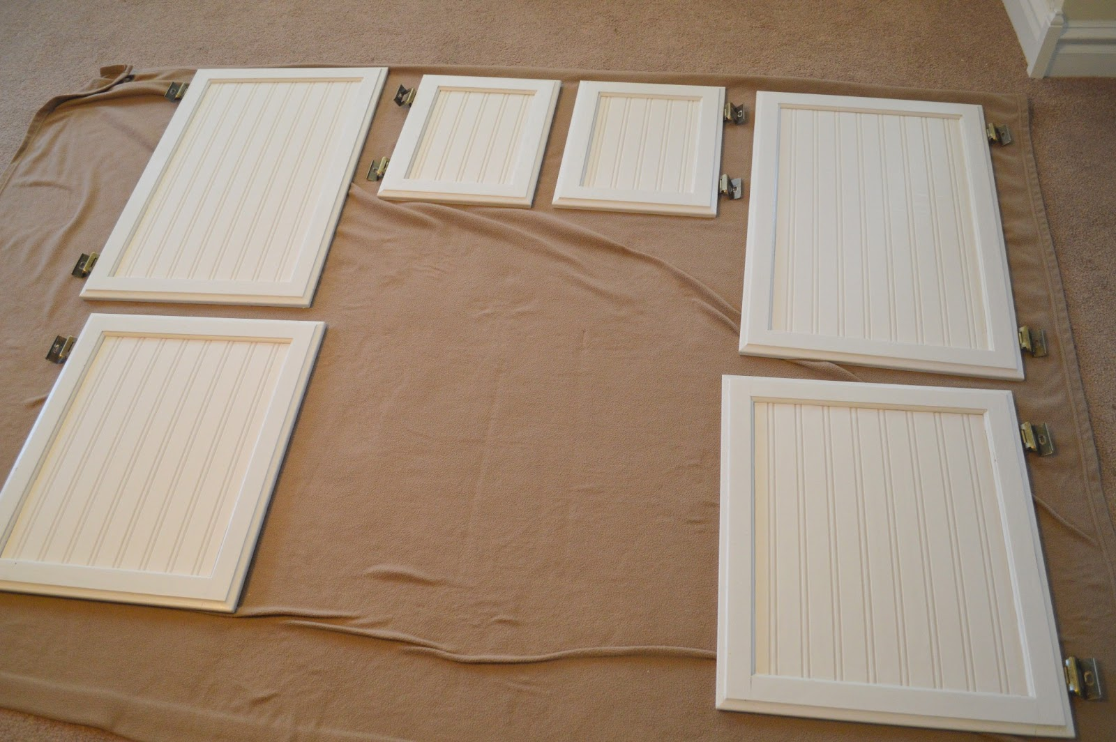 Covering Kitchen Cabinet Doors