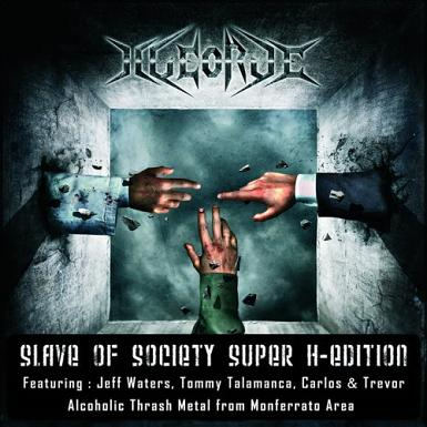 New Album Release Review H-George - Slave of Society 2011 - Download