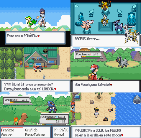 Pokemon Light Platinum Ultimate GBA ROM Hack Download