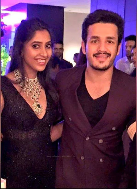 Only Mega Family Invited For Akkineni's Engagement