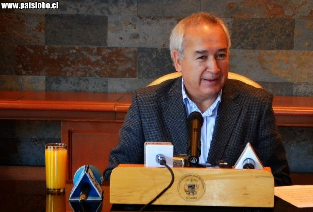 alcalde Jaime Bertin